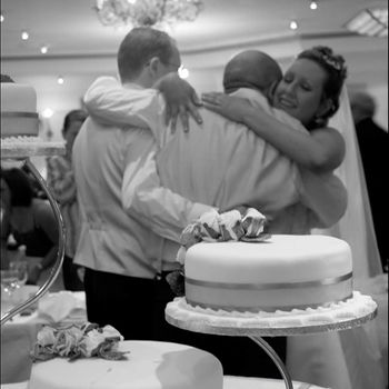 Cake Cutting, Speeches & First Dance 6
