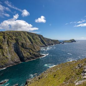Kerry Cliffs, Portmagee, Iveragh Peninsula
